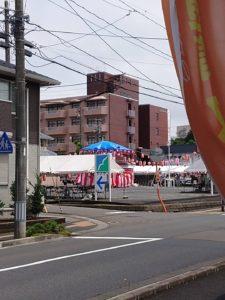 泉ヶ丘夏祭り!